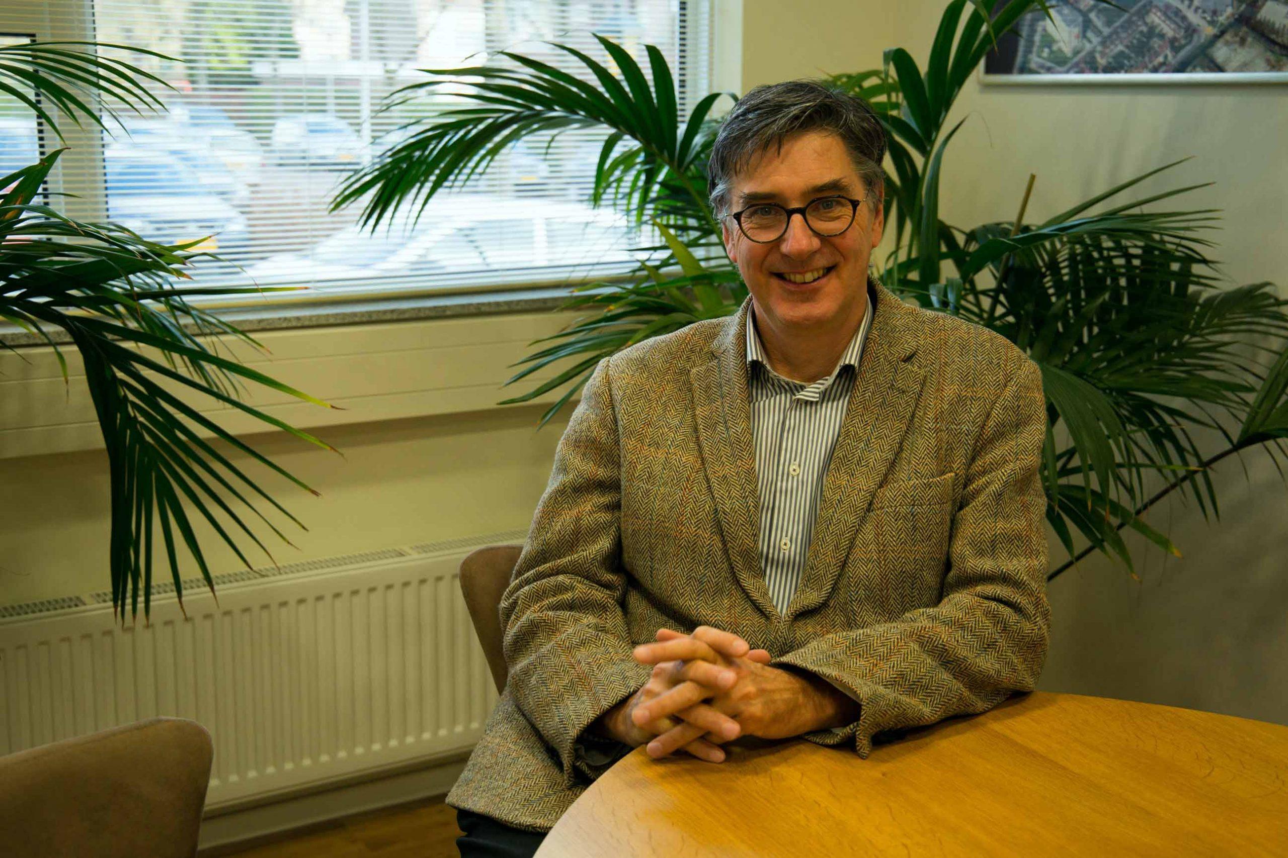 Bert Buirma | Directeur R.K. Zorgcentrum Roomburgh