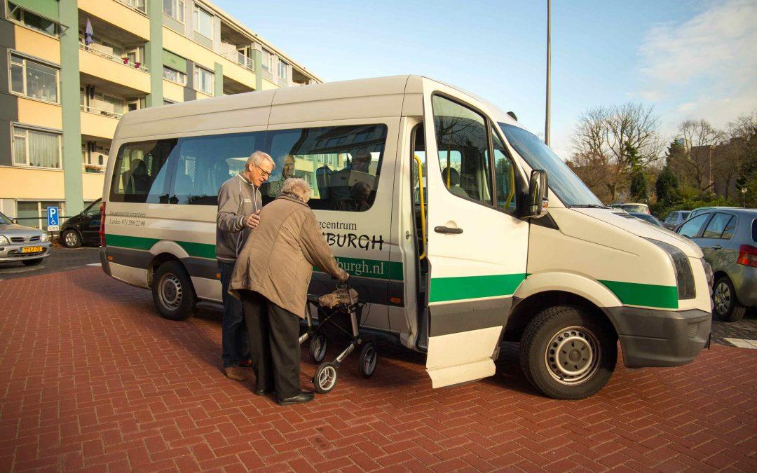 (Rolstoel)vervoer
