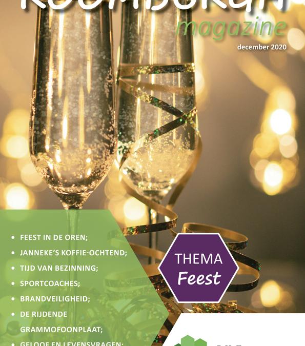 Roomburgh Magazine december