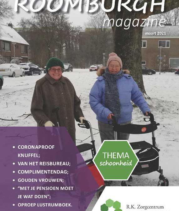 Roomburgh Magazine maart