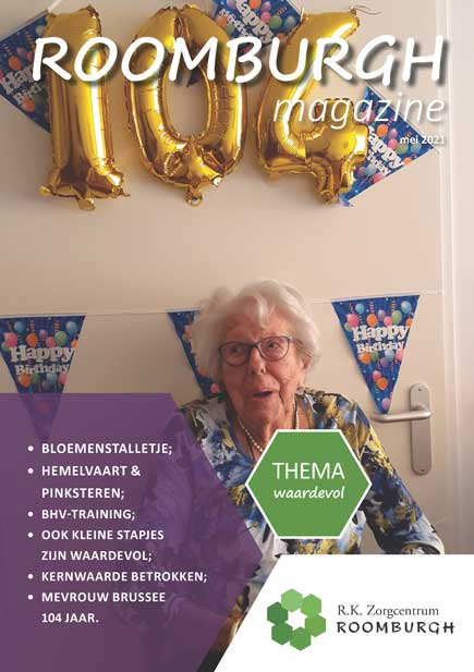 Roomburgh Magazine mei