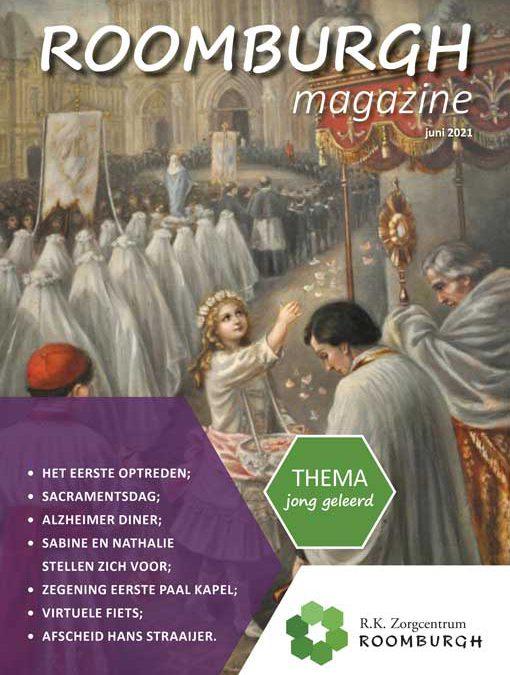 Roomburgh Magazine juni