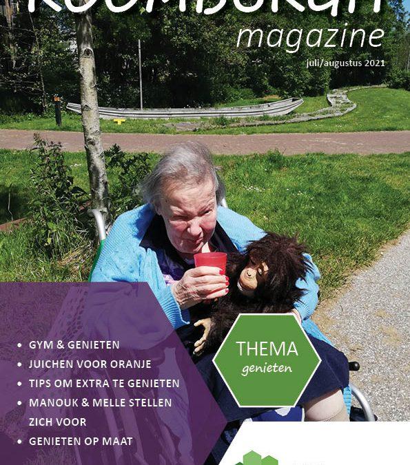 Roomburgh Magazine juli